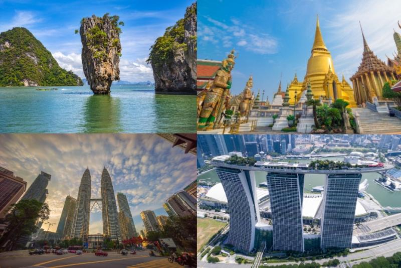 Travel to ASIA: Preview поездки в Сингапур, Малайзия и Тайланд