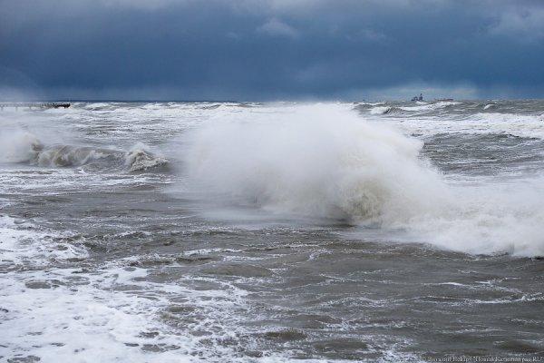 Предупреждение о крайне опасном гидрометявлении связано с очень сильным ветром