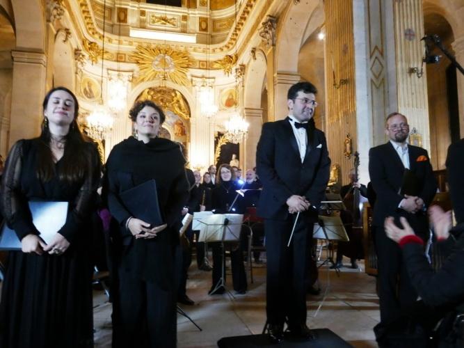 Парижская публика стоя аплодировала азербайджанскому дирижеру Эйюбу Кулиеву