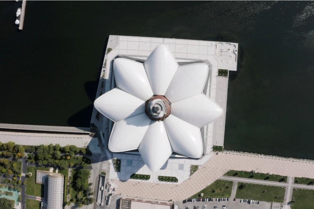 Caspian Waterfront откроется в начале 2020 года