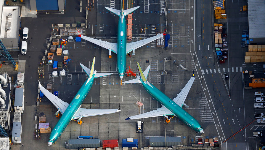 Глава Boeing ушел в отставку на фоне кризиса 737 Max
