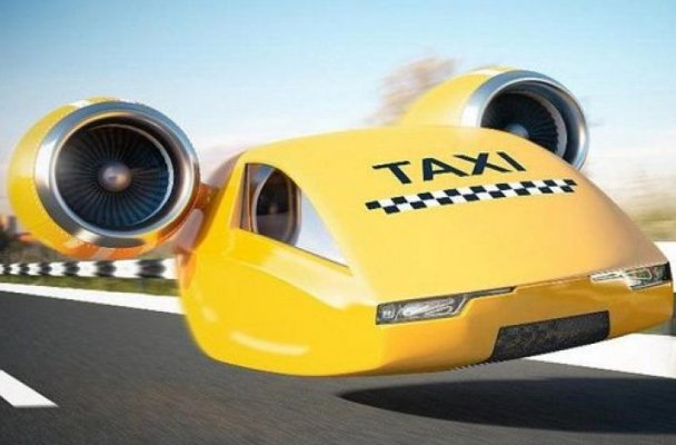 Toyota инвестирует около 400 млн долларов в развитие технологий производства летающих такси