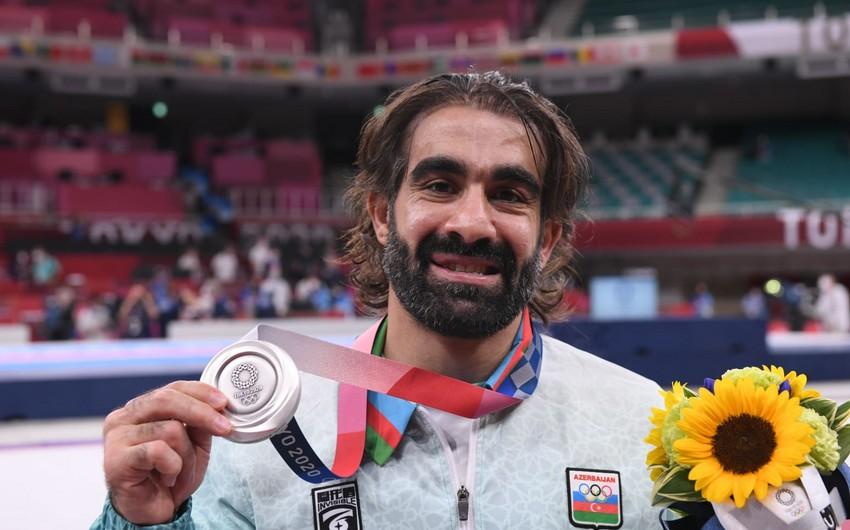 Токио-2020: Азербайджан завоевал первую серебряную медаль