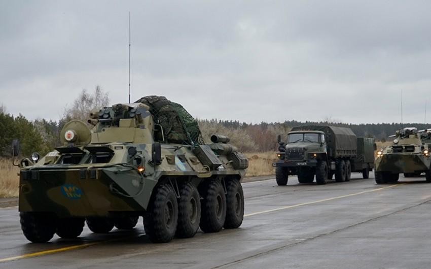Минобороны Азербайджана сделало предупреждение российским миротворцам