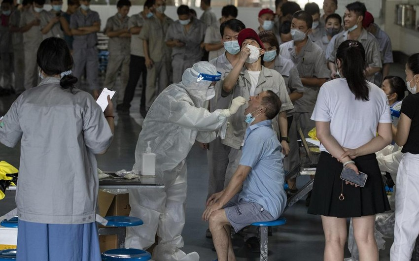 Власти Уханя протестировали на коронавирус более 11,3 млн жителей за пять дней