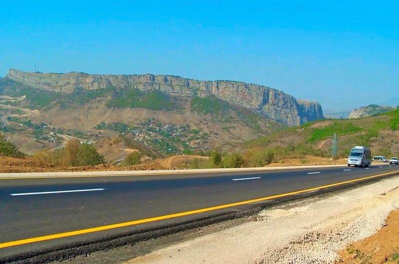 Завершается строительство дороги