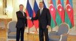 Ильхам Алиев и Дмитрий Медведев обсудили карабахскую проблему